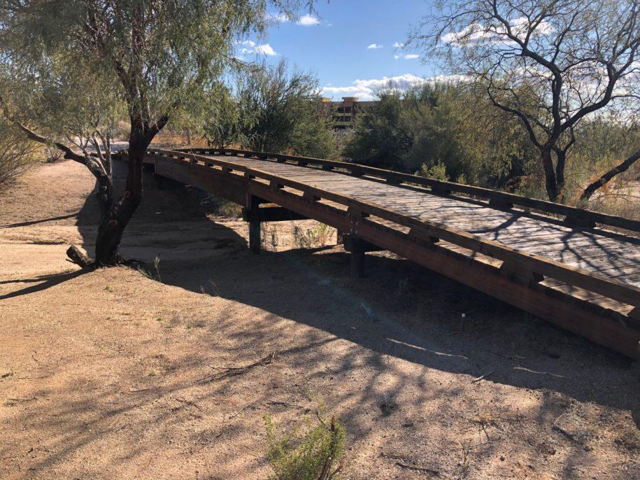 bridge construction by vm golf services